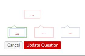 Update question screen capture