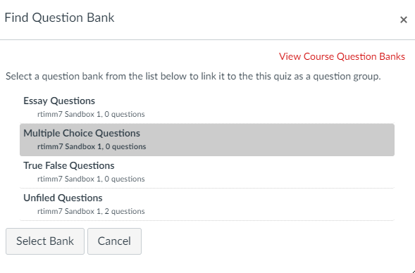 Select bank screen capture