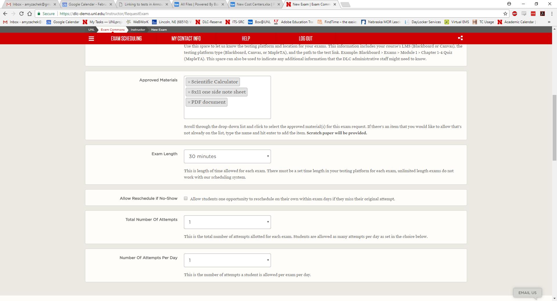 Linking PDF documents screen capture